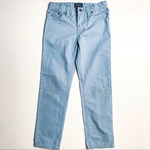 Polo by Ralph Lauren Cotton Chino Pants Size 5